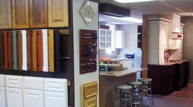 Rogers Kitchens Showroom